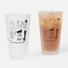 6137_architect_cartoon Drinking Glass