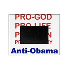 PRO-GOD PRO-LIFE PRO-GUN PRO-COUNTRY Picture Frame
