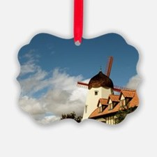 Windmill Solvang Ornament