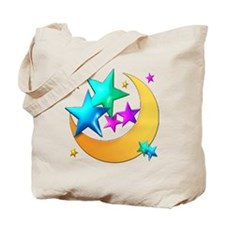 moon10x10 Tote Bag