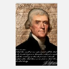 Jefferson 2400X3000.001f Postcards (Package of 8)