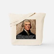Jefferson 2400X3000.001f Tote Bag