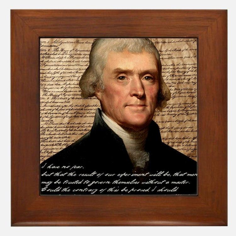 Jefferson 2400X3000.001f Framed Tile