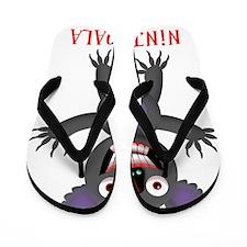 ninja copy Flip Flops