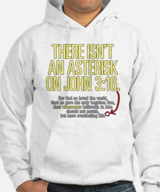 Theres isnt an asterisk on John  Hoodie