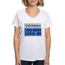 Calvinism (front) Arminianism (back) Shirt