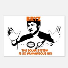 Bryz.gif Postcards (Package of 8)
