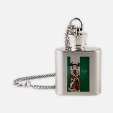 AlterEgo.orn_DEERGRL Flask Necklace