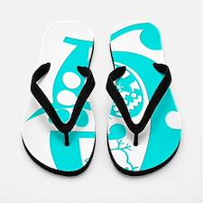G - (EGGYPEG FONT) Flip Flops