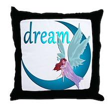 dreamfairymoon Throw Pillow