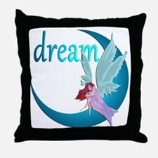 dreamfairymoon Throw Pillow