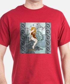 The Selkie Celtic T-Shirt in Dark Colors