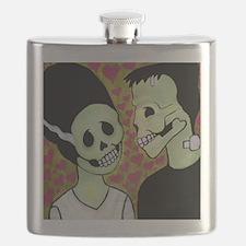 Monster Love Flask