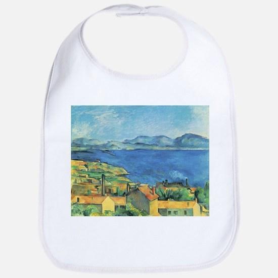 Bay of Marseille - Paul Cezanne - c1885 Cotton Bab