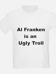 Al Franken, Ugly troll Kids T-Shirt