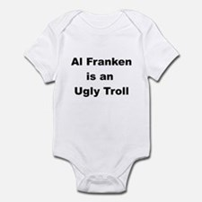 Al Franken, Ugly troll Infant Bodysuit