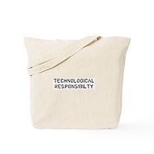 Bio-Tech-Response Tote Bag
