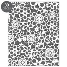 floral_lace_pattern_notecard Puzzle