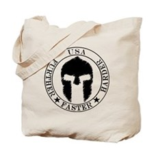 Spartan Fitness Tote Bag