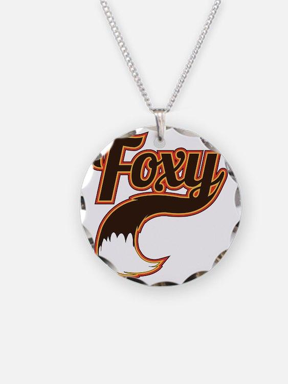 foxy Necklace