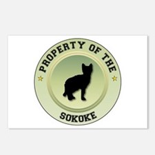Sokoke Property Postcards (Package of 8)