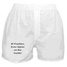 Al Franken, Uglier on the Inside Boxer Shorts