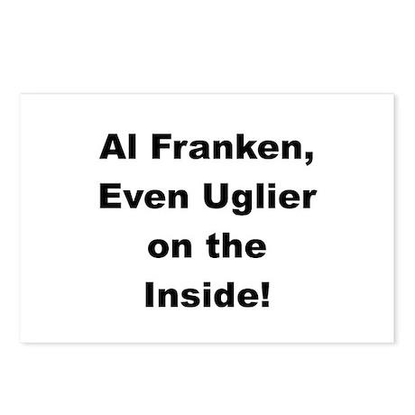 Al Franken, Uglier on the Inside Postcards (Packag