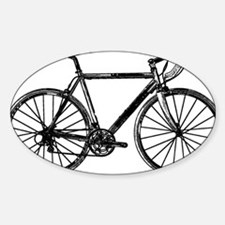 Road Bike Decal