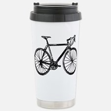 Road Bike Thermos Mug
