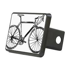 Road Bike Rectangular Hitch Cover
