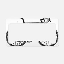 Road Bike License Plate Holder