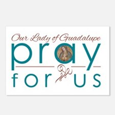 Our Lady of Guadalupe: Pray for Us Postcards (Pack