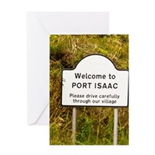 cornwall-6 Greeting Card