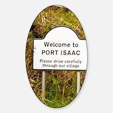 Comwall Design Decals : Port Issac Stickers  Port Issac Sticker Designs  Label Stickers ...