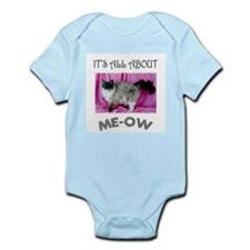 All About ME-OW Ragdoll Cat Infant Bodysuit