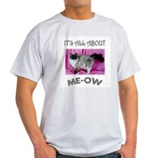 All About ME-OW Ragdoll Cat T-Shirt