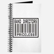 Band Directors Priceless Barcode Journal