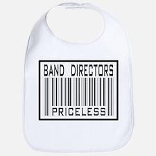 Band Directors Priceless Barcode Bib
