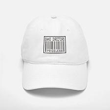 Band Directors Priceless Barcode Baseball Baseball Cap