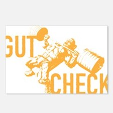 GUT CHECK Postcards (Package of 8)