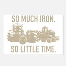 heavy iron Postcards (Package of 8)