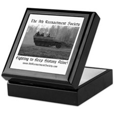 HalfTrack Keepsake Box