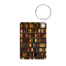 dreamdiary_bookshelf Keychains
