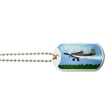 Texas Crop Duster Dog Tags