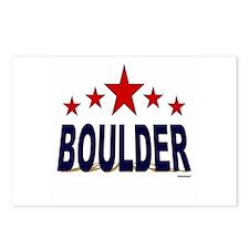 Boulder Postcards (Package of 8)