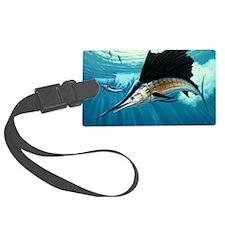 sailfish1024a Luggage Tag
