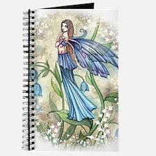 Blue Bell transparent Journal