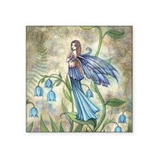 "Blue Bell cp Square Sticker 3"" x 3"""