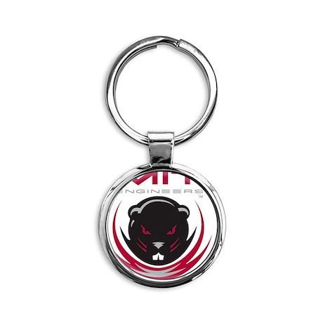 mit_logo Round Keychain