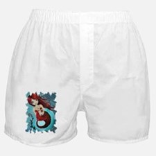 ruby transparent Boxer Shorts